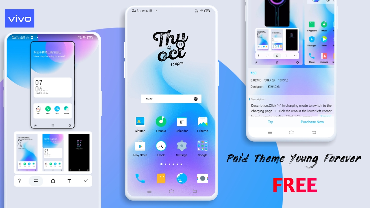 Best Funtouch OS Theme Vivo Android Smartphones 2020