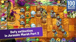 Plants vs Zombies 2 Mod Apk Free Shopping