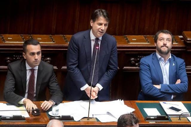 Ένα οικόπεδο θα δίνει  η Ιταλική κυβέρνηση σε κάθε οικογένεια που αποκτά τρίτο παιδί