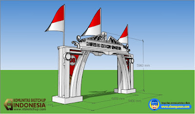 Model Gapura
