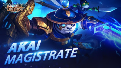 Akai Magistrate Mobile Legends