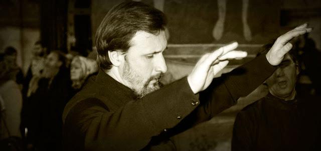 Регент Троице-Сергиевой лавры провёл мастер-класс в Иркутске