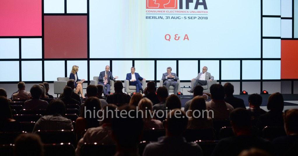 ifa 2018 le plus grand salon high tech mondial commence demain bienvenue sur hightech ivoire. Black Bedroom Furniture Sets. Home Design Ideas