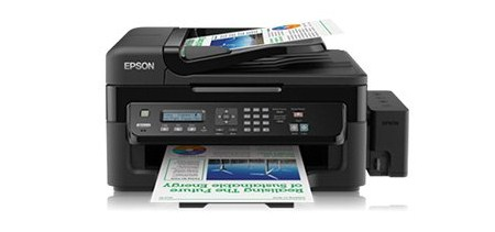 Epson L550 Printer & Scanner Driver Downloads