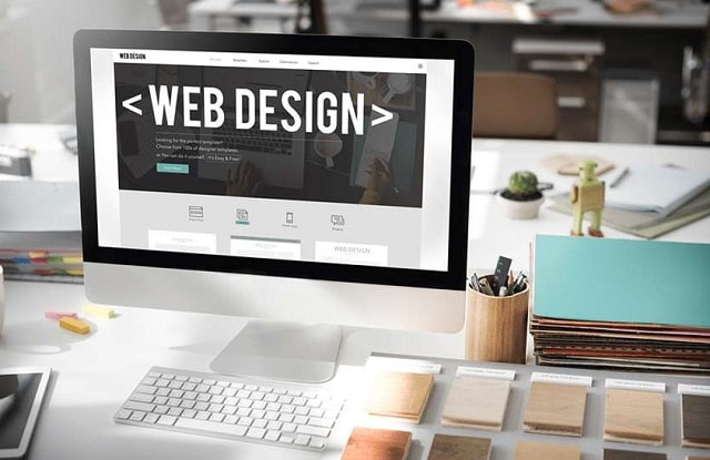 small business website design cost custom site fees
