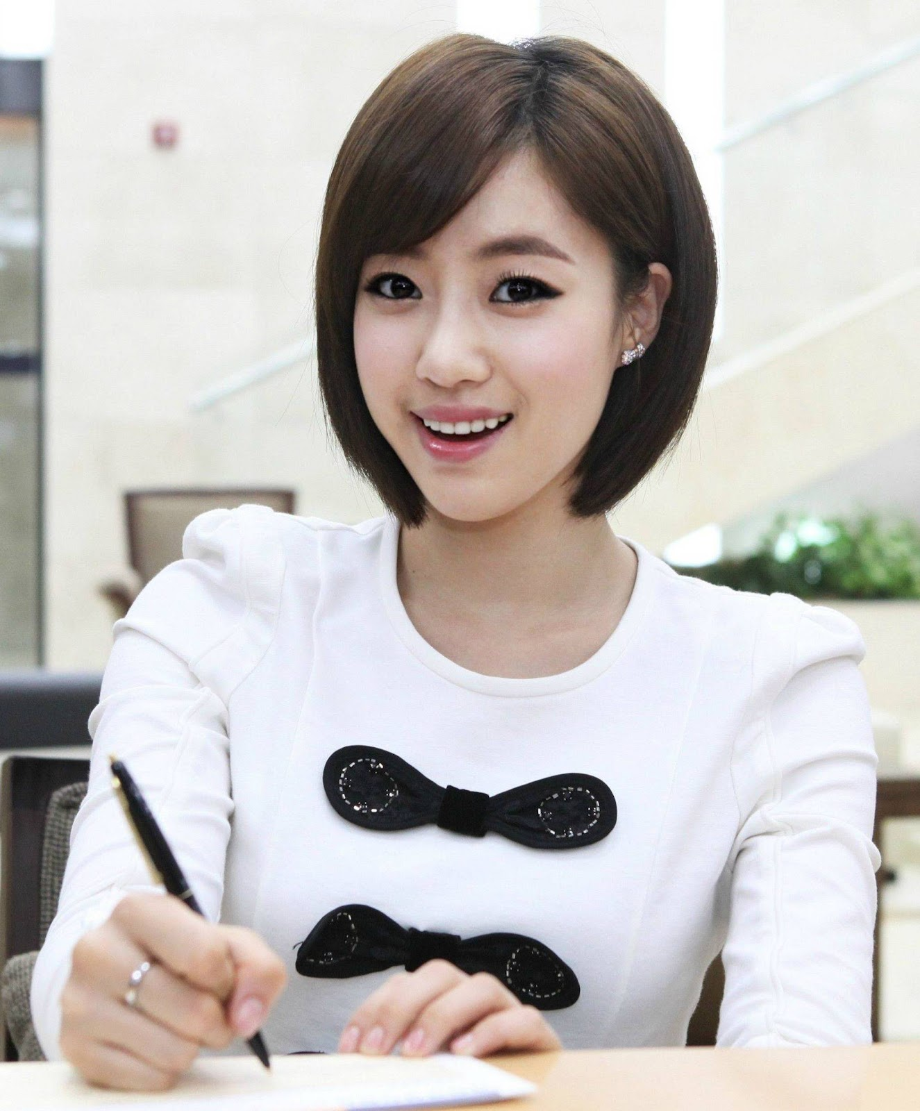T-ara Lovers: T-ara Eunjung And Her Newest Photos From