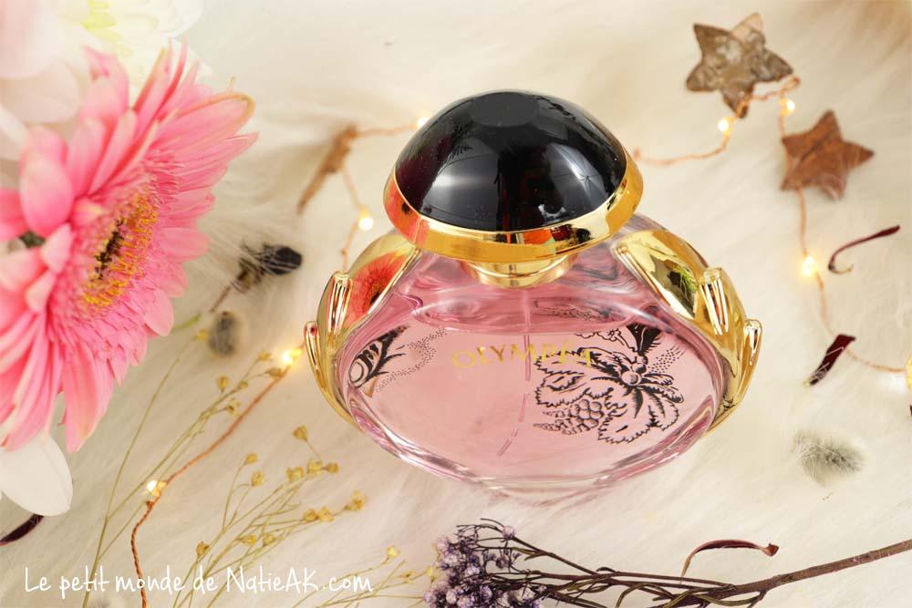 Olympéa Blossom parfum floral sensuel