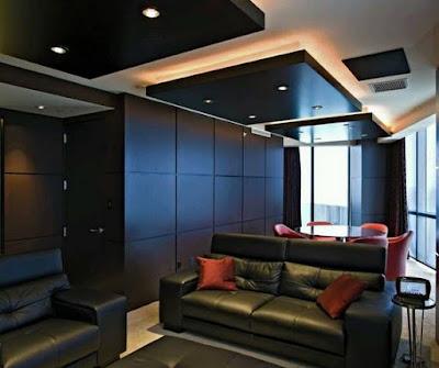 Plafon Rumah Minimalis Modern