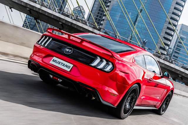 Mustang GT Premium 2018 - Brasil