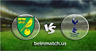 مشاهدة مباراة توتنهام ونوريتش سيتي بث مباشر اليوم 22-01-2020 في الدوري الانجليزي