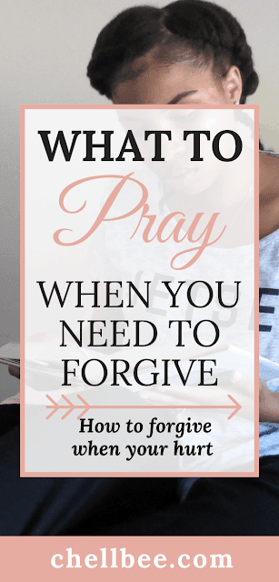 Prayer | Learn this simple prayer to seek God's help to forgive those who have hurt you.