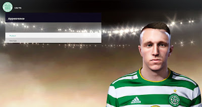 PES 2021 Faces David Turnbull by Ultra1312