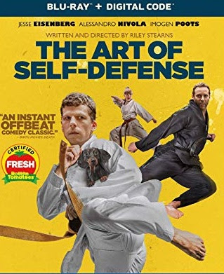 The Art of Self Defense 2019 English 480p BRRip 300MB ESubs