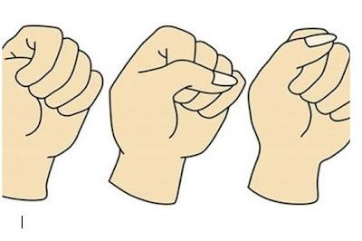 Você sabia que a forma que você fecha as mãos pode revelar sua personalidade?