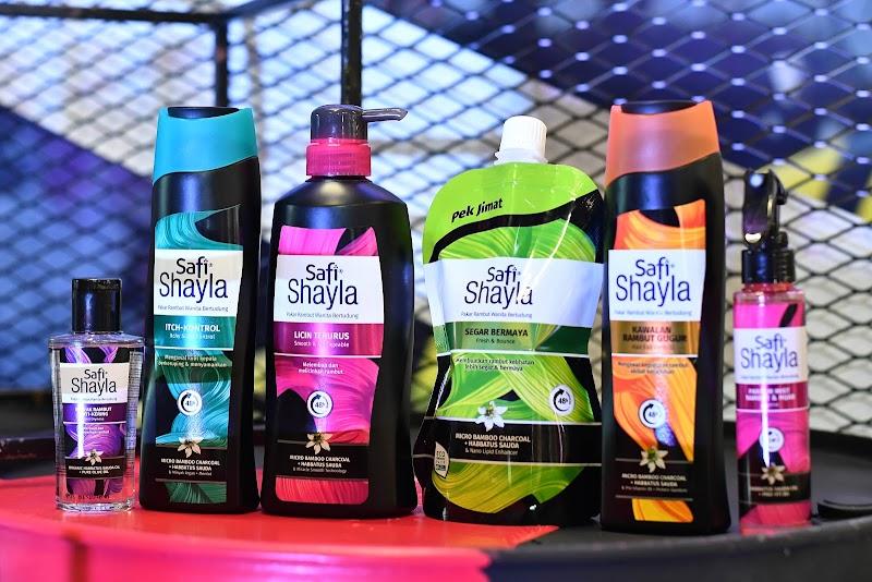 Aktifkan Diri Bersama Safi Shayla - Pakar Rambut Wanita Bertudung