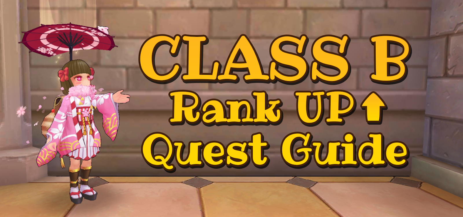Ragnarok Mobile Adventurer Class B Rank Up Quest Guide