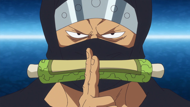 One Piece Episodio 769