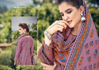 Belliza Designer Masakli Winter Pashmina Collection