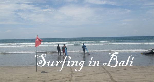 Olahraga Surfing selalu digemari