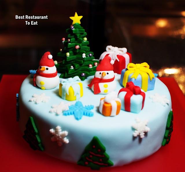 CHRISTMAS 2018 SHOOK KL FEAST VILLAGE - Christmas Dinner Ideas