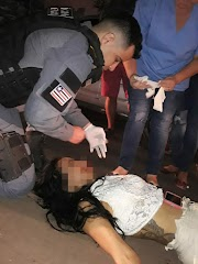 Mulher é agredida pelo companheiro durante show em Bernardo do Mearim