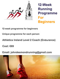 12-Week Training Programme for Beginners