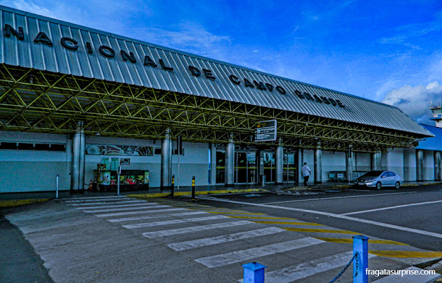 Aeroporto de Campo Grande, Mato Grosso do Sul