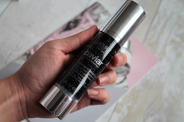 Aldi Lacura Caviar Illumination Serum Concentrate Review