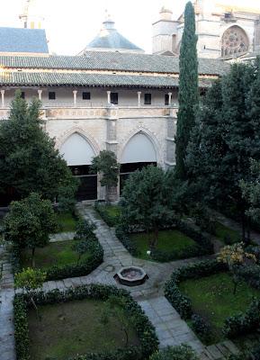 Jardín del claustro