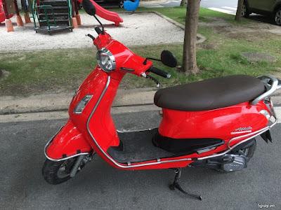Thuê xe máy Atila Elizabeth