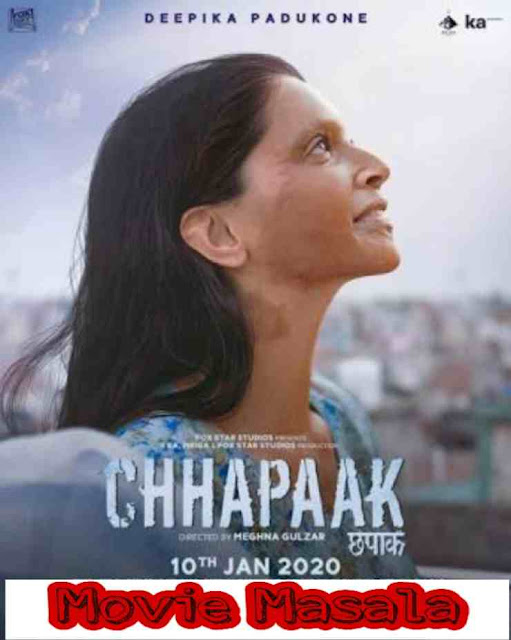 Chhapaak Movie 2020 Review Cast & Release Date