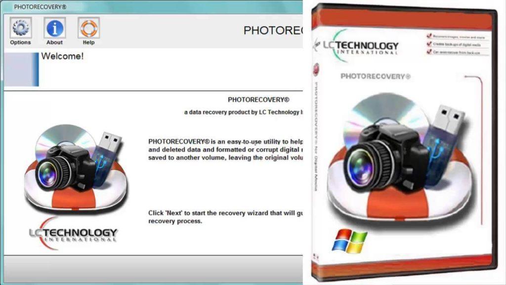تحميل برنامج PHOTORECOVERY Professional 2020 5.2.2.2 لاستعادة البيانات المحذوفة