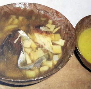 Cocina Ecuatoriana - Huamag yuyo con bagre