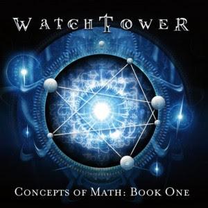 """Το teaser των Watchtower για το τραγούδι """"Mathematica Calculis"""" από το ep """"Concepts of Math: Book One"""""""