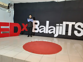 vanky kataria sharing how to get a tedx talk in india