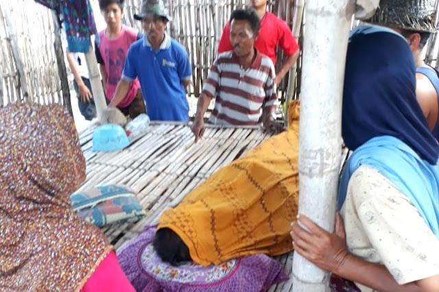 Warga Loteng digemparkan penemuan mayat di berugak sawah