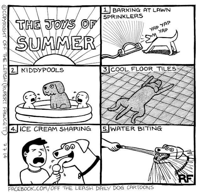 © 2021, Rupert Fawcett, Off The Leash Used by Permission