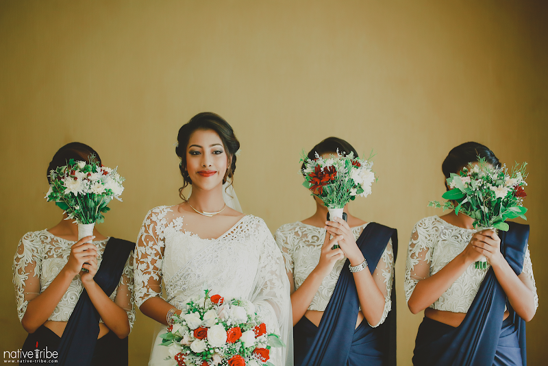 Wedding of Malka & Rhythmal by Native Tribe Studios