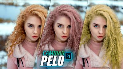 cambiar color pelo