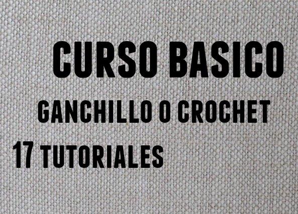 Puntos Basicos de Crochet