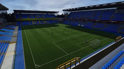 PES 2021 Stadium The Den