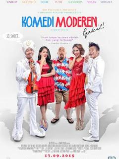 Komedi Moderen Gokil (2015) (Dodit Mulyanto)