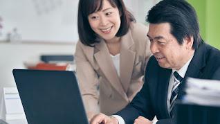 上司と協力体制イメージ