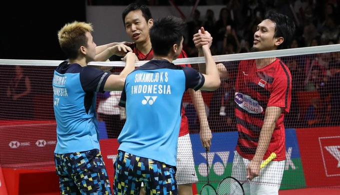 Final Indonesia Open 2019