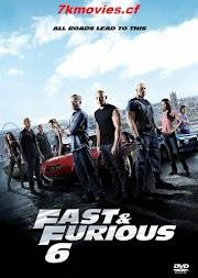 Fast And Furious 6 (2013) 720p BRRip Dual Audio (Hindi-English) Download