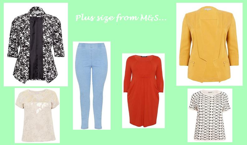 5609786f774eb Plus size wardrobe – Marks and Spencer - sheworechic