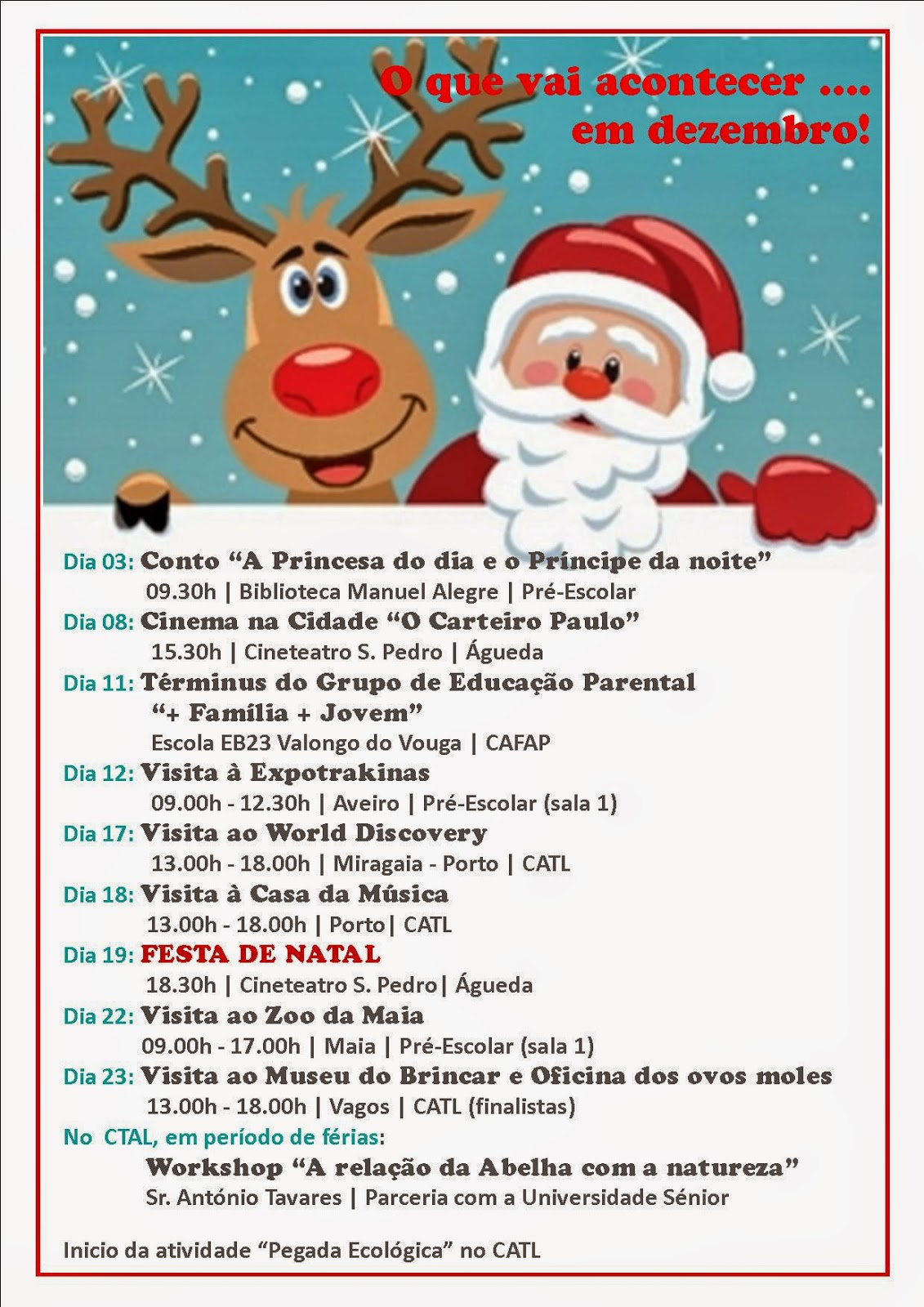 letter about santa claus bela vista centro de educa 231 227 o integrada 9900
