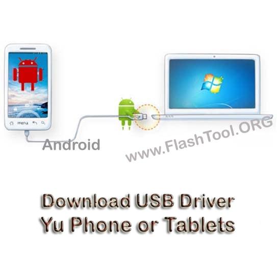 Download YU USB Driver
