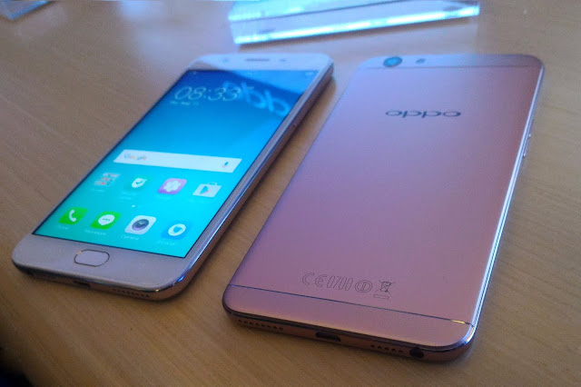 OPPO F1S Available Color