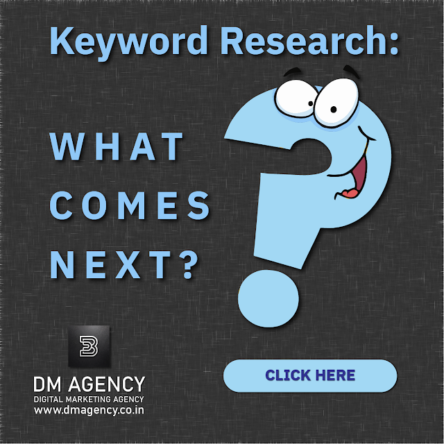 Keyword Research: What Comes Next?